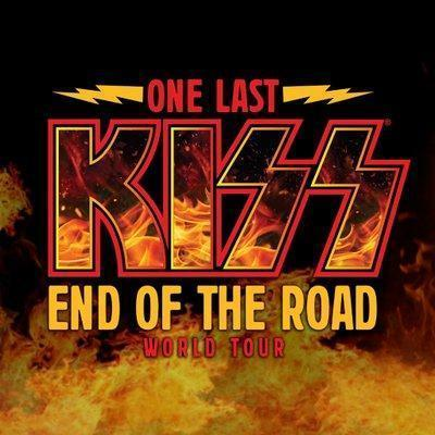 KISS END OF THE ROAD WORLD TOUR 2019